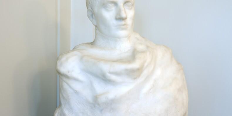 """Aux Etats-Unis, l'odyssée oubliée d'un """"Napoléon"""" par Rodin"""