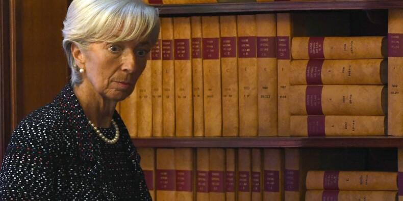 """Aide à la Grèce: pour Lagarde, """"la moitié du chemin"""" reste à faire"""