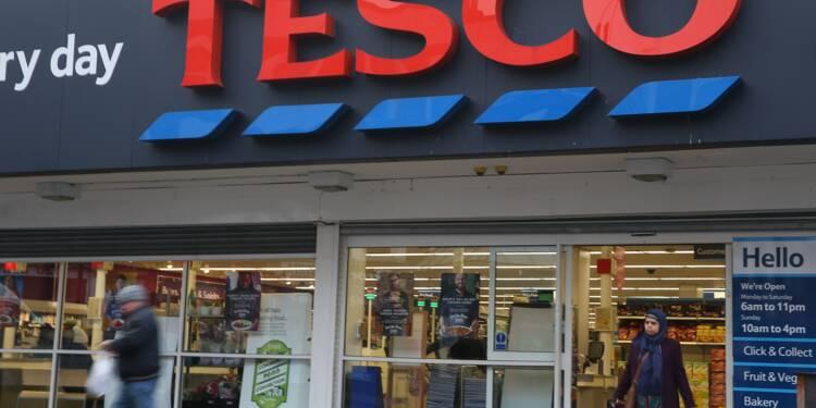 Tesco confirme son redressement avec des bénéfices confortables