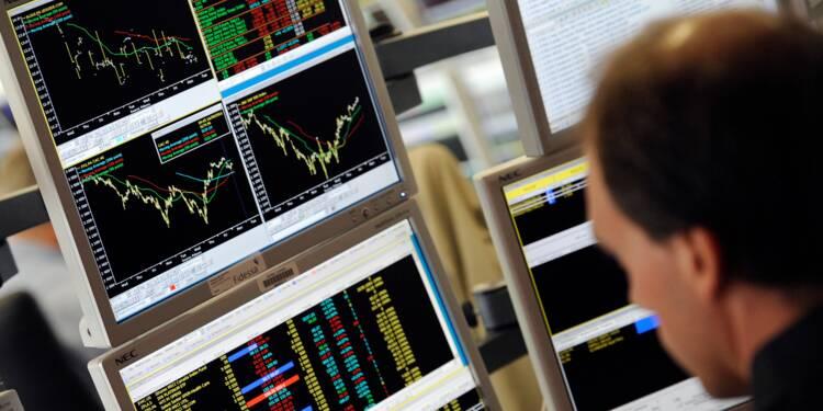 La Bourse de Paris finit en repli, dans la prudence