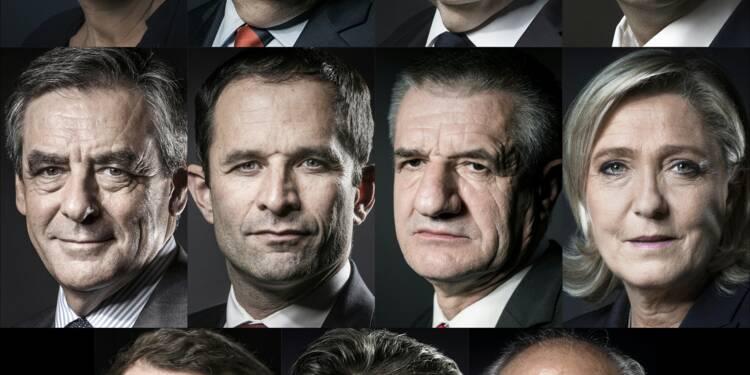 """L'essentiel des programmes économiques des """"petits"""" candidats"""