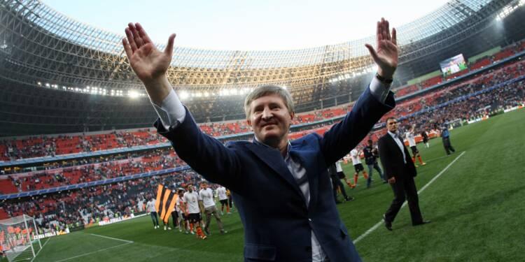 Ukraine: l'oligarque Akhmetov visé par la lutte anticorruption