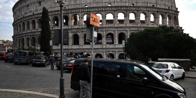 Italie: l'interdiction des véhicules Uber suspendue