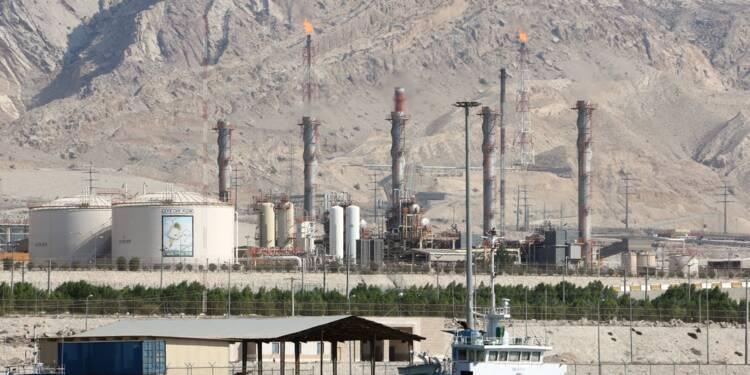 L'Iran inaugure cinq phases du champ gazier de Pars Sud