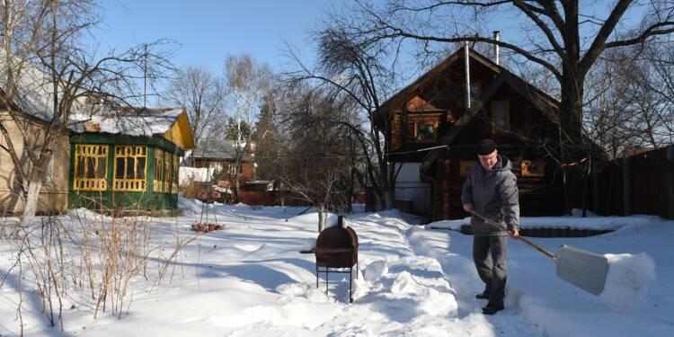Autour de Moscou, l'immobilier grignote forêts et vieilles datchas