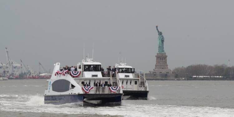 New York réinvestit dans les ferry-boats