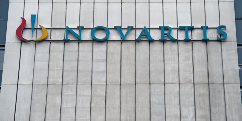 Novartis: scission de sa filiale Alcon et rachat de 5 milliards de dollars d'actions