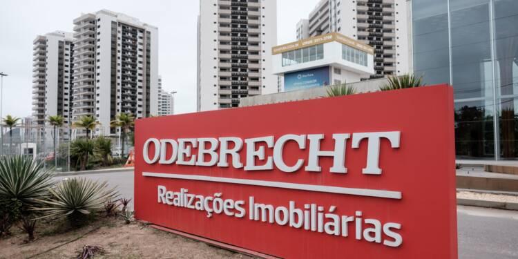 Brésil: La justice accepte la procédure de sauvegarde d'Odebrecht