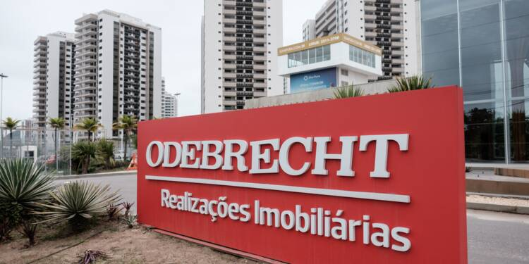 Etats-Unis: 2,6 milliards de dollars d'amende contre Odebrecht