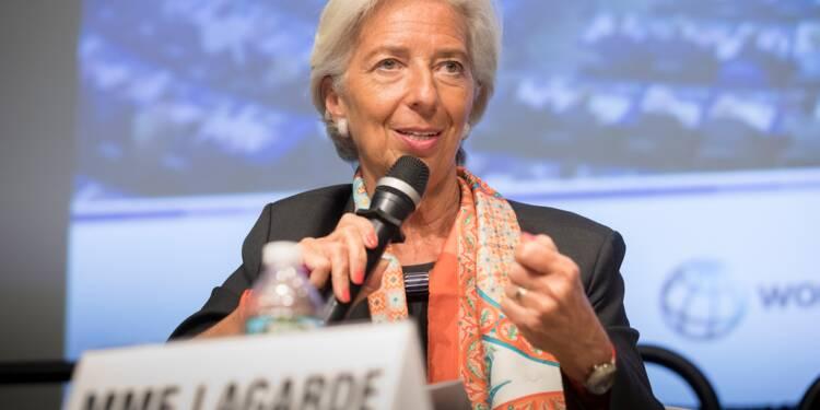 La croissance de la zone euro pâtit de l'incertitude politique (FMI)