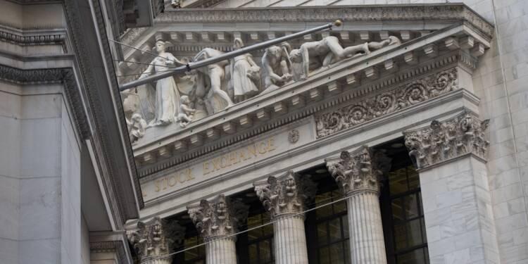 Wall Street en retrait, souffrant des incertitudes en Europe