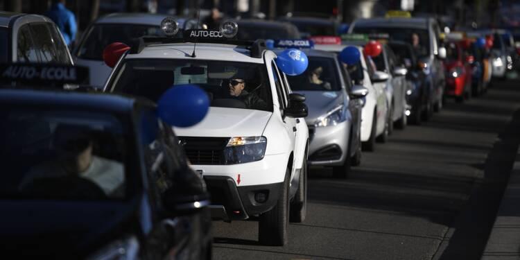 """Transport: """"Coup de gueule"""" des routiers en banlieue parisienne"""