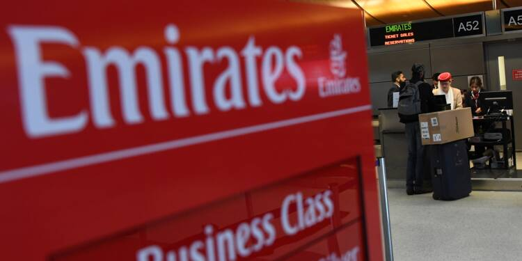 La compagnie Emirates condamnée en France pour discrimination syndicale