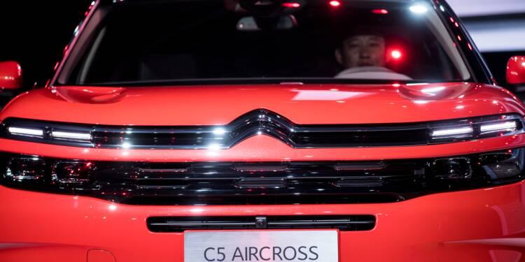 La Chine, un premier marché automobile mondial très disputé