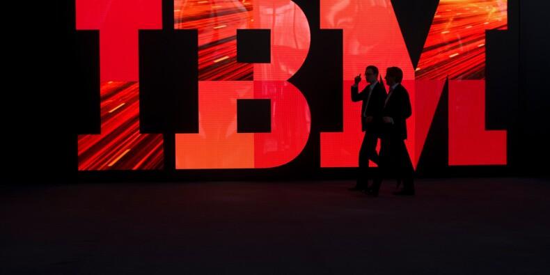 IBM: le chiffre d'affaires recule pour le 20e trimestre consécutif