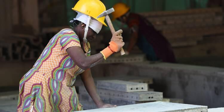Sur les chantiers du Sri Lanka, les bras manquent