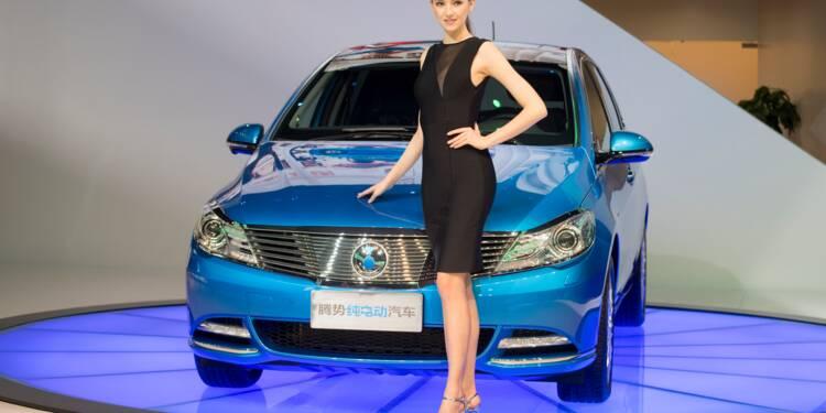 Salon auto de Shanghai : le premier marché mondial au centre de toutes les convoitises