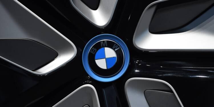 Royaume-Uni: Grève chez BMW sur la question des retraites