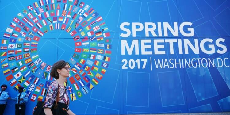 La relation entre le FMI et les Etats-Unis mise à rude épreuve sous Trump
