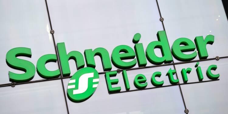 L'activité de Schneider Electric rebondit au premier trimestre