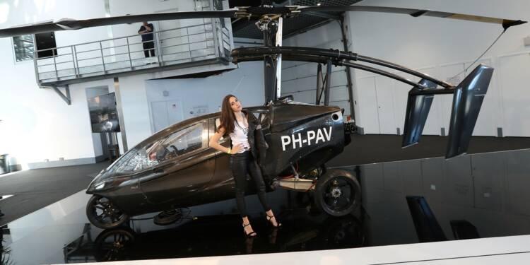 La voiture volante, c'est pour 2020