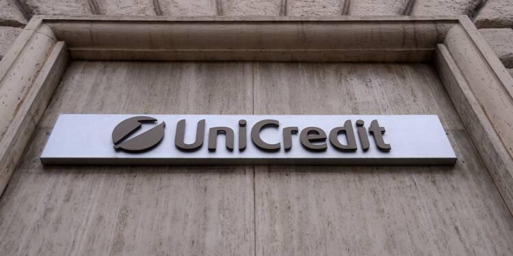 62% d'UniCredit désormais aux mains d'investisseurs institutionnels