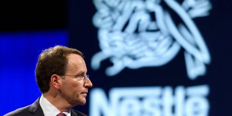 Nestlé: les ventes stagnent, prévisions confirmées