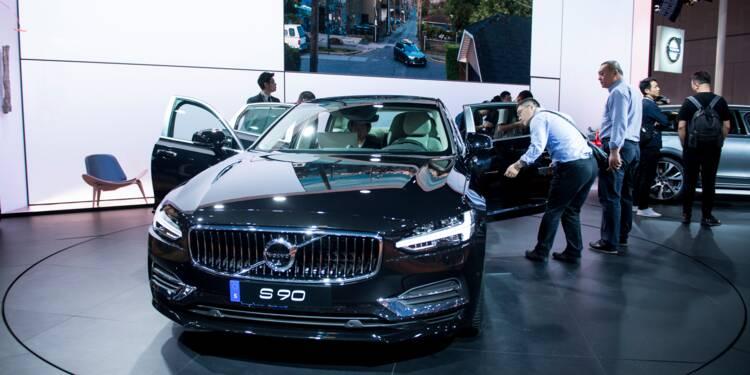 Chine: la menace du quota électrise le marché de la voiture propre