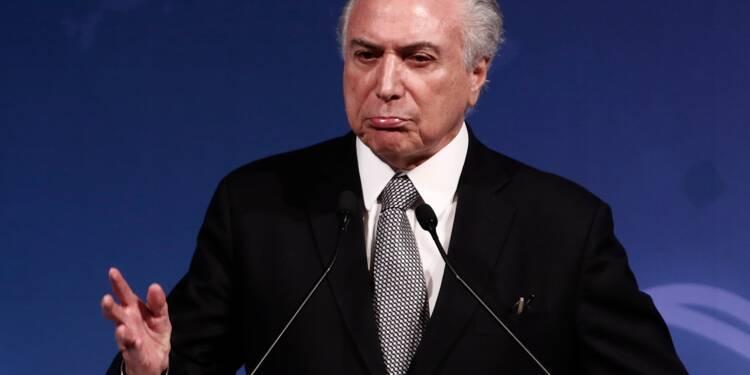 Brésil: appel à la grève générale contre les mesures d'austérité