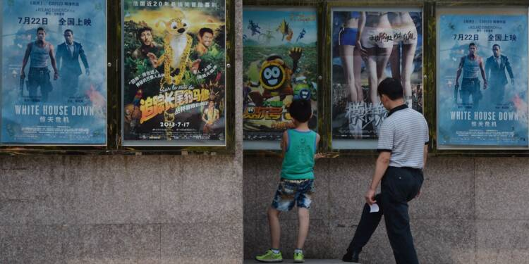 En Chine, le cinéma français à la relance après une année cruelle