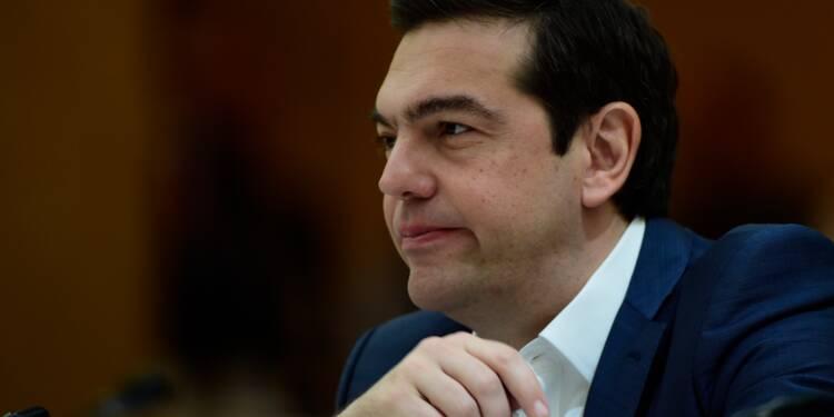 La Grèce dégage en 2016 un excédent budgétaire primaire de 3,9% du PIB