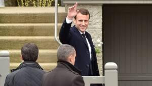 Campagne Presidentielle 2017 Les Petits Arrangements D Emmanuel Macron Capital Fr