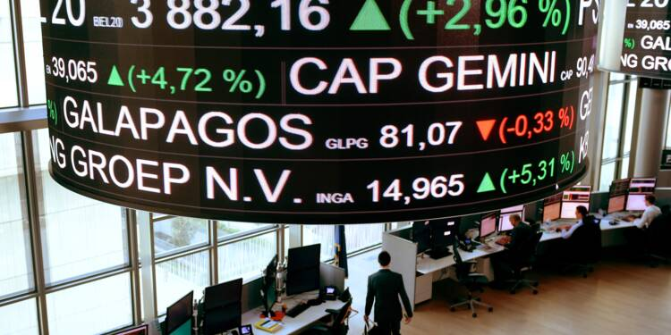 La morosité gagne encore du terrain à la Bourse de Paris (-1,20%)