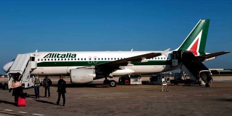 Alitalia au bord du gouffre va confier son destin à des administrateurs