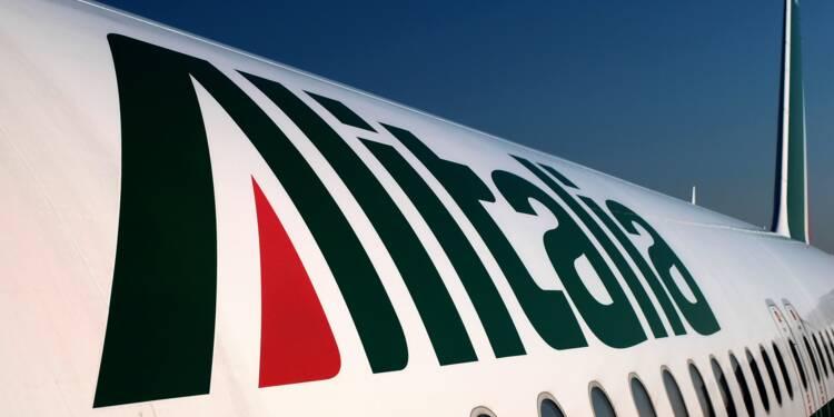 La compagnie aérienne en difficulté Alitalia mise sous tutelle