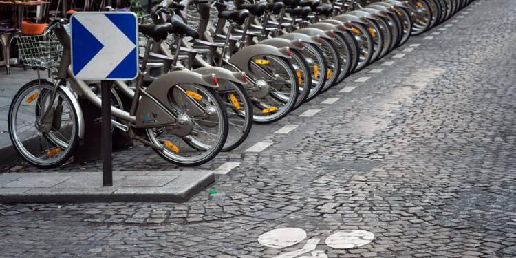 """Vélib' nouvelle formule: augmentation des tarifs """"très probable"""""""