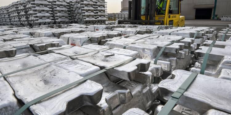 Après l'acier, Trump s'attaque aux importations d'aluminium