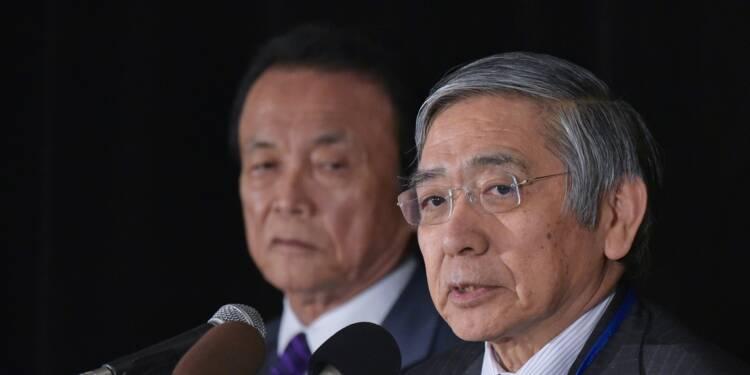"""Banque du Japon: """"probable"""" nouveau délai pour atteindre 2% d'inflation"""