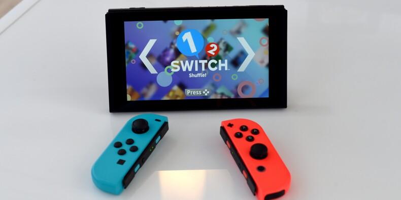 Nintendo: Switch aidant, le bénéfice net du 1er trimestre bondit