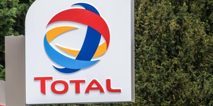 Total continue à profiter de la remontée des cours du pétrole