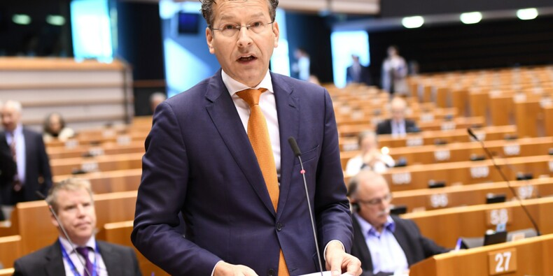 Grèce: le chef de l'Eurogroupe promet un accord en mai