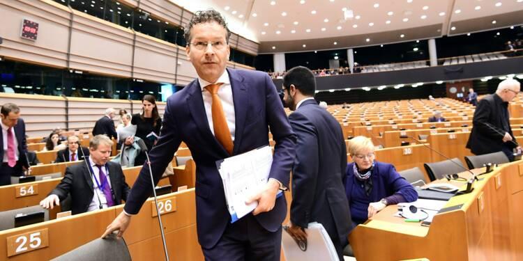L'UE doit se doter de son propre FMI, estime Dijsselbloem