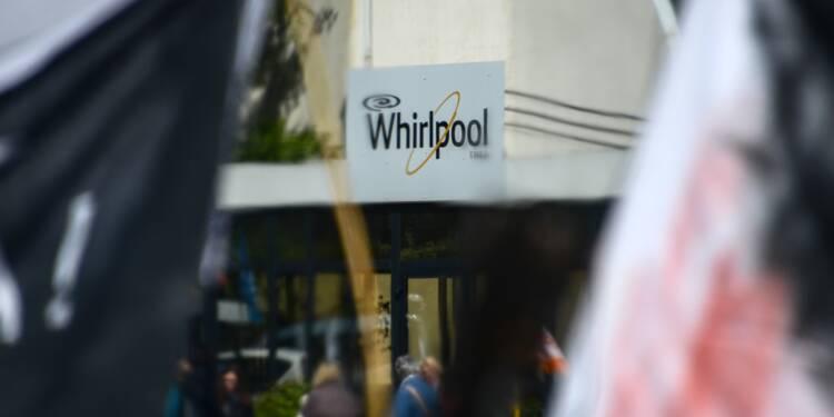 """Whirlpool Amiens: le comité d'entretien appelle à maintenir """"l'emploi et l'activité"""""""