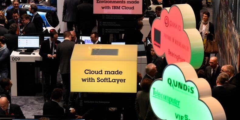 """Amazon, Microsoft: les efforts dans le """"cloud"""" sont payants"""