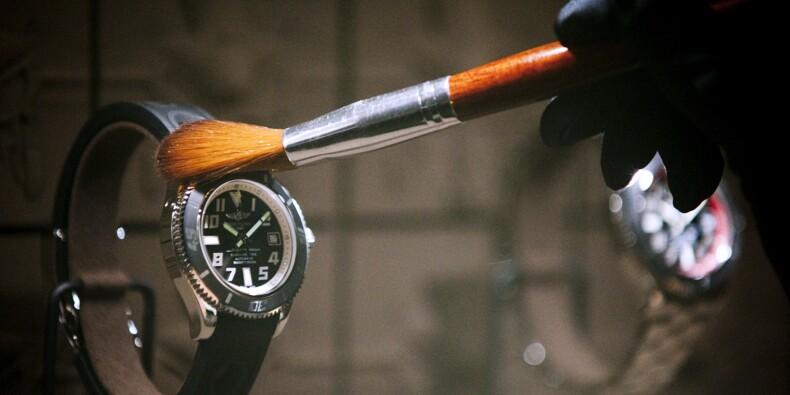 Les montres de luxe suisses Breitling changent de main