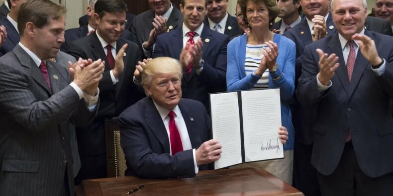 Gaz/pétrole: Trump veut favoriser les forages offshore