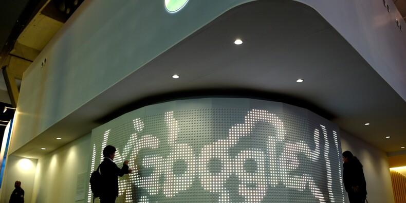 Google : record pour l'action Alphabet, malgré la fronde contre Youtube