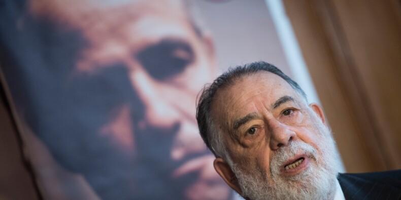 """Pour Coppola, """"Le Parrain"""" ne pourrait pas être fait aujourd'hui"""