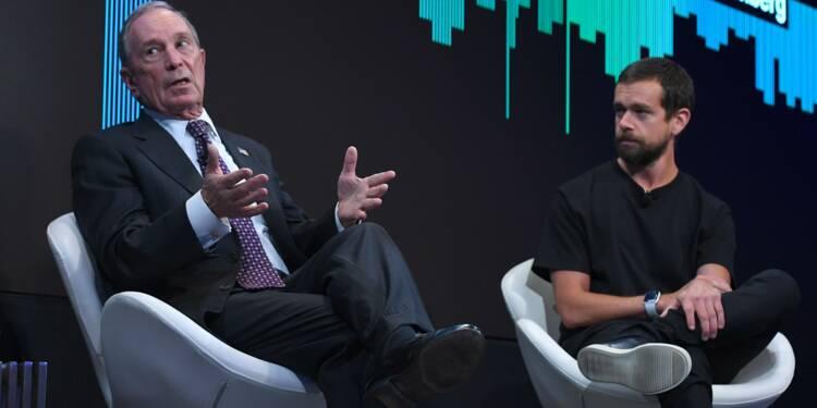 Twitter et Bloomberg s'associent dans l'information vidéo
