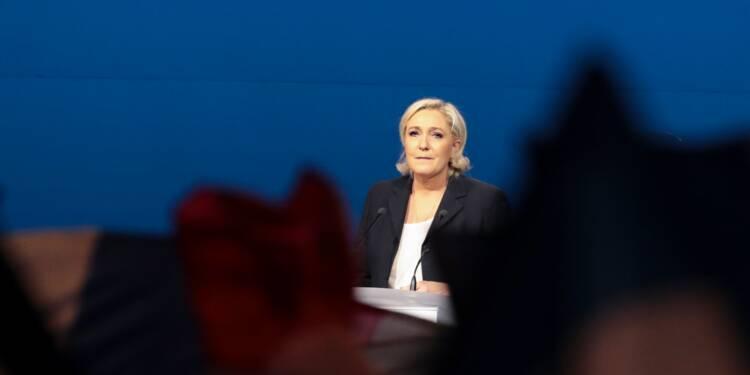 Plusieurs grands patrons alertent sur le risque Le Pen